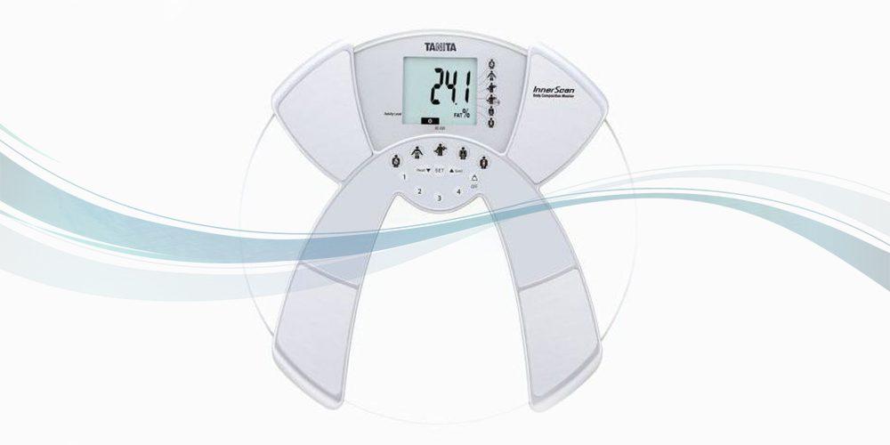 ترازو وزن کشی BC533 با بدنه شیشه ای و مونیتور