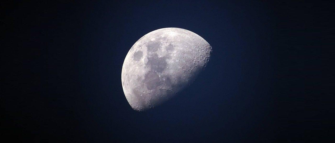 جرم در کره ماه