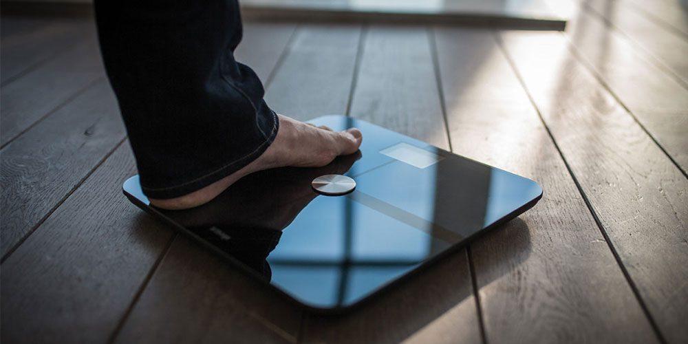 ترازو خانگی وزن کردن