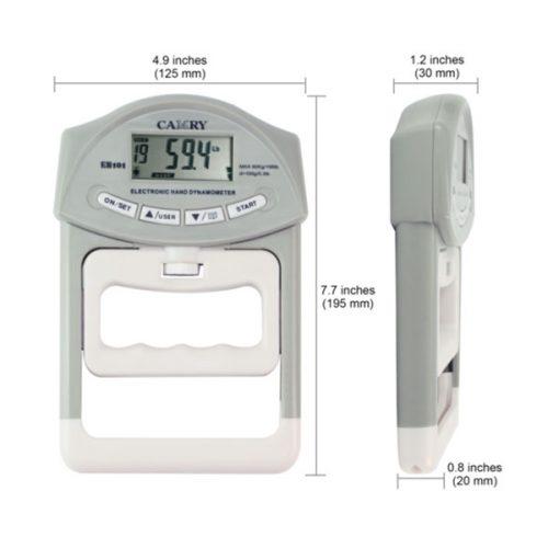 نیروسنج دیجیتال دستی Camry EH101 (دینامومتر دستی)