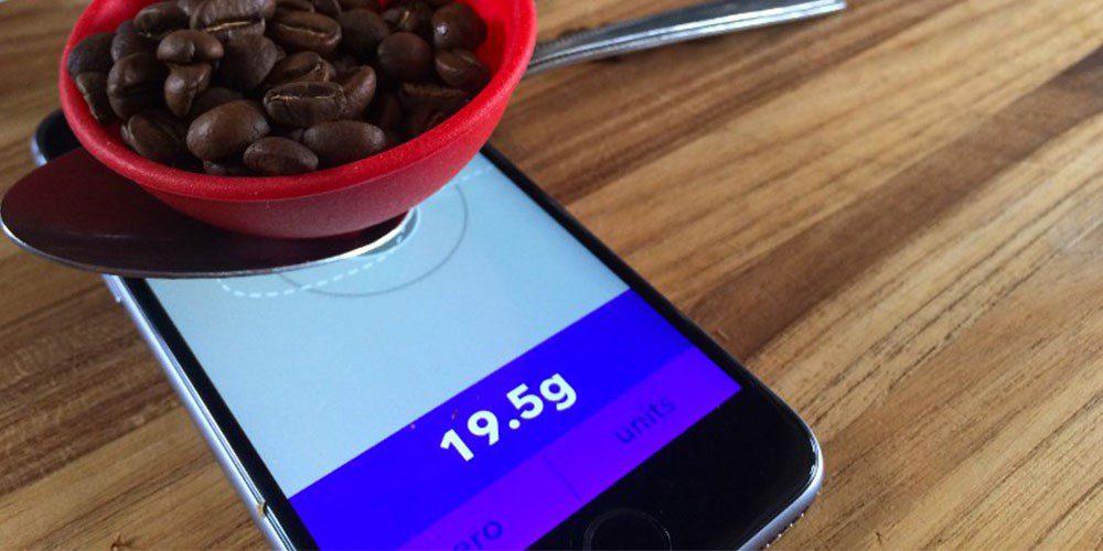 آیا موبایل آیفون نیز قادر است به ترازو تبدیل شود ؟