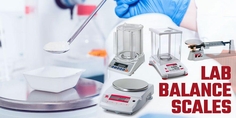 کاربرد انواع ترازو آزمایشگاهی